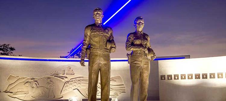 Orange County Peace Officers Memorial